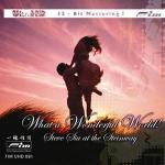 【FIM絕版名片】史提夫.蘇-史坦威鋼琴的美妙世界 ( UltraHD CD)<br>Steve Siu - What a Wonderful World Limited Edition