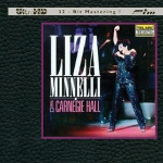 【FIM 絕版名片】麗莎.明尼利-卡內基廳演唱精選 UHDCD  <br>Liza Minnelli -Highlights From The Carnegie Hall Concert Ultra HD CD