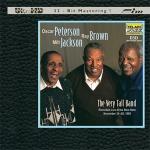 【FIM 絕版名片】奧斯卡•彼得森 雷•布朗 米爾特•傑克遜-絕頂高竿 ( Ultra HD,限量版 CD  )  <br>Oscar Peterson, Ray Brown & Milt Jackson - The Very Tall Band Ultra HD CD