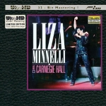 【FIM 絕版名片】麗莎.明尼利-卡內基廳演唱精選 ( Ultra HD,限量版 CD  )  <br>Liza Minnelli -Highlights From The Carnegie Hall Concert Ultra HD CD