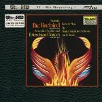 【FIM 絕版名片】史特拉汶斯基:火鳥、包羅定:伊果王子 - 韃靼人之舞 ( Ultra HD,限量版 CD  )<br>羅伯.蕭 指揮 亞特蘭大交響樂團與合唱團<br>Stravinsky : The Firebird<br>Atlanta Symphony Orchestra & Chorus Conducted by Shaw