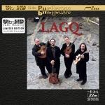 【FIM 絕版名片】洛杉磯吉他四重奏-洛杉磯吉他四重奏的拉丁風情 ( Ultra HD,限量版 CD  )  <br>Los Angeles Guitar Quartet- LAGQ Latin Ultra HD CD
