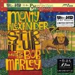 【FIM 絕版名片】蒙提.亞歷山大-攪拌:鮑伯.馬利的音樂 ( Ultra HD,限量版 CD  )  <br>Monty Alexander- Stir It Up: The Music of Bob Marley Ultra HD CD