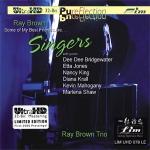 【FIM 絕版名片】雷.布朗-我有些朋友是……歌手  ( Ultra HD,限量版 CD  )<BR>Ray Brown Trio Some of My Best Friends Are...Singers (Ultra HD)