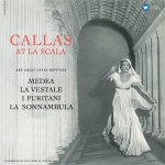 卡拉絲在史卡拉歌劇院 (1955) (180 克 LP) <br>Maria Callas Callas at La Scala: Her Great Opera Revivals