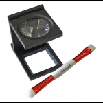 L'Art du Son 專家級唱針清潔工具組(唱針專用清潔刷+唱針專用放大鏡)