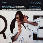 阿爾巴尼茲:伊貝利亞組曲 / 拉威爾:西班牙狂想曲 ( 200 克 2LPs )<br>Albeniz & Ravel Iberia (Complete) & Rhapsodie Espagnole<br>莫雷爾 指揮 法國音樂學院管弦樂團