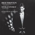 【線上試聽 】貝多芬:C大調鋼琴奏鳴曲,作品53<br>史特拉汶斯基:芭蕾舞劇《彼得洛希卡》( 200 克 LP )<br>Beethoven: Piano Sonata In C Major, op. 53<br>Stravinsky: Petrushka<br>鋼琴:海伯利昂・奈特 (Hyperion Knight)