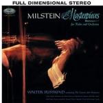 小提琴與管弦樂傑作選  ( 200 克 LP )<br>Masterpieces For Violin And Orchestra<br>小提琴:米爾斯坦 Nathan Milstein<br>指揮:蘇斯金 Susskind<br>演奏藝術管弦樂團 The Concert Arts Orchestra