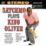 路易斯・阿姆斯壯:書包嘴演奏國王奧利佛經典(200 克 LP)<br>Louis Armstrong: Satchmo Plays King Oliver