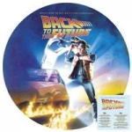 回到未來電影原聲帶(彩膠)<br>Back To The Future  (Original Motion Picture Soundtrack Picture Disc)