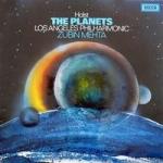 霍爾斯特:行星組曲   ( 雙層 SACD ) <br>祖賓梅塔 指揮 洛杉磯愛樂管弦樂團<br>Holst: The Planets<br>Zubin Mehta / Los Angeles Philharmonic Orchestra