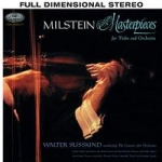小提琴與管弦樂傑作選  ( 雙層 SACD ) <br>Masterpieces For Violin And Orchestra <br>小提琴:米爾斯坦 Nathan Milstein<br>指揮:蘇斯金 Susskind <br>演奏藝術管弦樂團 The Concert Arts Orchestra