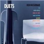 羅勃威瑟曼:二重奏  ( 雙層 SACD ) <br>Rob Wasserman: Duets