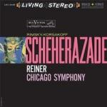 林姆斯基 - 高沙可夫:天方夜譚( 24 K 金 CD ) <br>萊納 指揮 芝加哥交響樂團 <br>Fritz Reiner - Rimsky-Korsakov : Scheherazade