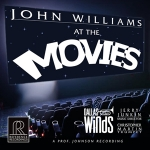 【線上試聽】約翰.威廉斯電影配樂  (雙層SACD)<br>JOHN WILLIAMS AT THE MOVIES  <br>Jerry Junkin conducts Dallas Wind Symphony <br>傑瑞.瓊金 指揮 達拉斯管樂團<br>RR142