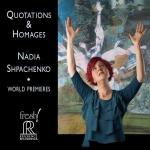 娜迪亞.謝帕奇恩科-引用與致敬<br>Quotations & Homages / Nadia Shpachenko<br>FR726