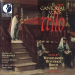 猶太大提琴 ( 雙層 SACD )<br>  柯恩拉德·布羅曼多:大提琴<br>THE CANTORIAL VOICE OF CELLO<br>  Coenraad Bloemendal: Cello