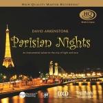 【線上試聽】浪漫夜巴黎  ( HQCD )<br>大衛.阿肯史東<br>David Arkenstone - Parisian Nights