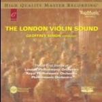 倫敦48把小提琴之聲  ( 180 克 45 轉 LP )  <br>傑佛瑞.西蒙 指揮 倫敦愛樂管弦樂團、皇家愛樂管弦樂團、費城管弦樂團等  <br>The London Violin Sound - Geoffrey Simon conductor