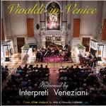 韋瓦第在威尼斯 ( 進口版 CD )<br>Vivaldi in Venice<br>威尼斯詮釋家樂團<br>Interpreti Veneziani
