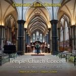 【線上試聽】聖殿教堂音樂會 ( 進口版 CD )<br>Temple Church Concert  <br>管風琴:格雷格・莫里斯 <br>魯特琴、長頸魯特琴:琳達・塞依斯 <br>強納森戴伯爾合唱團  <br>Organ: Greg MorrisLute and Theorbo: Linda Sayce <br>Jonathan Darbourne Ensemble