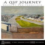 【線上試聽】舊金山弦樂四重奏:跟著舊金山弦樂四重奏去旅行(HDCD) <br>Quartet San Francisco: A QSF Journey <br>RR143