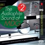 MDG 音響天碟 2  ( 雙層 SACD )  <br>MDG Audiophile Sound 2 / Burmester