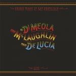 舊金山週五夜現場實況  ( 180 克 LP ) <br> Al Di Meola, John McLaughlin, Paco de Lucia / Friday Night in San Francisco