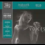 【線上試聽】德國原音 Inakustik 試音碟:宏亮的嗓音 第三輯 ( UHQCD ) <br> Inakustik : Great Voices Vol. 3 Ultimate HiQuality CD