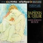 拉威爾:達芙妮與克羅伊 ( 200  克 LP )<br> 孟許 指揮 波士頓交響管弦樂團<br>Charles Munch, Boston Symphony Orchestra/<br> Ravel: Daphnis And Chloe