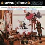 羅西尼-雷史畢基:奇妙的玩具店&易白爾 ( 200  克 LP )<br> 費德勒 指揮 波士頓流行管弦樂團<br>Arthur Fiedler, Boston Pops Orchestra/<br>  Rossini-Respighi: La Boutique Fantasque & Ibert