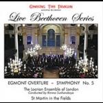 貝多芬:c小調第五號交響曲《命運》(進口版 CD)<br> Beethoven: Symphony No. 5 in C minor<br> 演奏:洛克利亞樂團 Locrian Ensemble<br> 指揮:莉瑪・蘇珊絲佳雅 Rimma Sushanskaya
