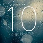 【線上試聽】海格‧連三重奏-10<br> Helge Lien Trio -10<br> Helge Lien (鋼琴)<br> Mats Eilertsen (低音大提琴)<br> Per Oddvar Johansen (鼓)