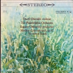 西貝流士:小提琴協奏曲(180 克 LP)<br>小提琴:大衛 歐伊史特拉夫 / 尤金 奧曼迪 指揮 費城管弦樂團<br>David Oistrakh - Sibelius:Violin Concerto / Ormandy