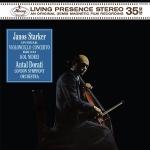 德弗札克:大提琴協奏曲、布魯赫:晚禱(200 克 45 轉 2LPs)<br>大提琴:揚納.史塔克<br>安東.杜拉第 指揮 倫敦交響管弦樂團<br>Janos Starker / Dvorak: Cello Concerto / Bruch: Kol Nidrei,Antal Dorati / London Symphony Orchestra