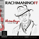 【線上試聽】拉赫曼尼諾夫  ( 雙層SACD )<br>修道院鋼琴三重奏 <br>Rachmaninoff / The Hermitage Piano Trio<br>RR147