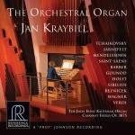 璀璨的管弦管風琴( 雙層SACD )<br>珍.克雷比爾  <br>The Orchestral Organ / Jan Kraybill<br>RR145