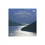 馬勒:第三交響曲  ( 雙層 SACD,兩片裝 )<br>霍倫斯坦 指揮 倫敦交響管弦樂團<br>Mahler - Symphony No.3 / London Symphony Orchestra/ Conducted by Jascha Horenstein