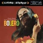 拉威爾:波麗露舞曲  ( 200 克 LP ) <br>孟許 指揮 波士頓交響樂團<br>Charles Munch, Boston Symphony Orchestra - Ravel: Bolero