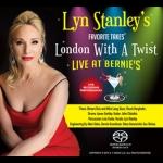 琳恩.史丹利:與茱莉倫敦共舞—博尼錄音室現場錄音  ( 雙層 SACD )<br>Lyn Stanley: London With a Twist – Live at Bernie's