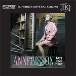 【線上試聽】安碧森:我心之鑰  ( UHQCD )<br>Anne Bisson: Keys to My Heart
