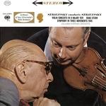 史特拉汶斯基-小提琴協奏曲、三樂章交響曲 ( 180 克 LP ) <br>史坦 /小提琴 <br>史特拉汶斯基 指揮 哥倫比亞交響樂團