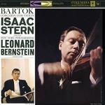 巴爾托克-小提琴協奏曲 ( 180 克 LP )<br>史坦/小提琴,伯恩斯坦 指揮 紐約愛樂