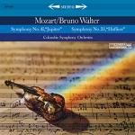 莫札特-交響曲第35 & 41號  ( 180 克 LP )<br>華爾特 指揮 哥倫比亞交響管弦樂團