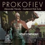 普羅高菲夫:亞歷山大・涅夫斯基、基傑中尉 ( 雙層SACD )<br>Prokofiev: Alexander Nevsky – Lieutenant Kijé Suite<br>猶他交響管弦樂團 Utah Symphony<br>音樂總監:泰瑞・費雪 Thierry Fischer