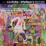 LSC-2376 史特拉汶斯基-彼得洛希卡 ( 200 克 LP )<br>蒙都 指揮 波士頓交響管弦樂團<br>Monteux, Boston Symphony Orchestra/ Stravinsky: Petrouchka