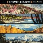 LSC-2424 韋瓦第-四季 ( 200 克 LP )<br>索西塔.克雷里樂團<br>Societa Corelli/ Vivaldi: The Four Seasons