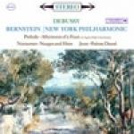德布西-牧神的午後、夜曲「雲」「節慶」、芭蕾音樂遊戲  ( 180 克 LP ) <br>伯恩斯坦 指揮 紐約愛樂樂團<br>Debussy Afternoon Of A Faun <br>Leonard Bernstein conducts the New York Philharmonic