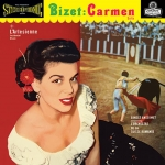 比才:卡門組曲、阿萊城姑娘組曲 (180 克 45 轉 2LPs ) <br>安塞美 指揮 瑞士羅曼德管絃樂團<br>